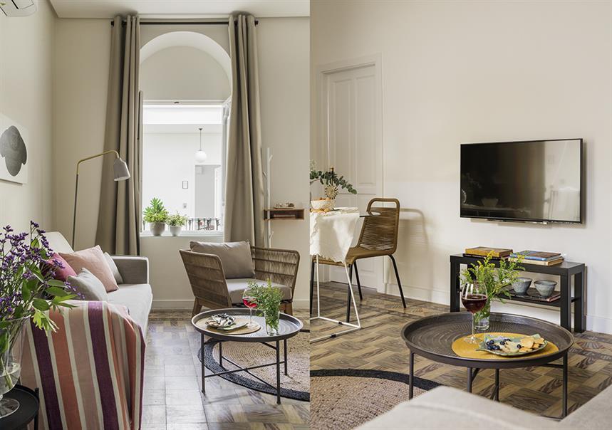 Apartamento 7 De Un Dormitorio Con Terraza En Primera Planta