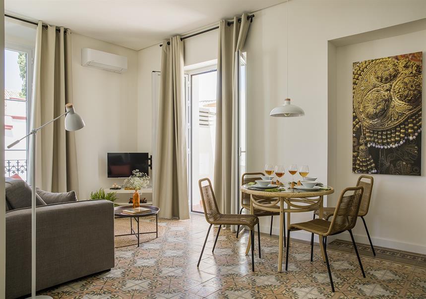 Apartamento 9 De Un Dormitorio Y Terraza En Primera Planta